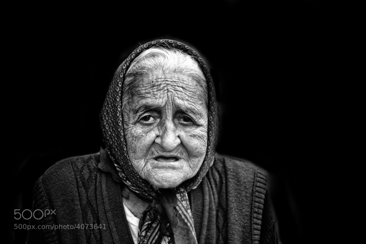 Photograph Portrait 06 by Mihailo Radičević on 500px