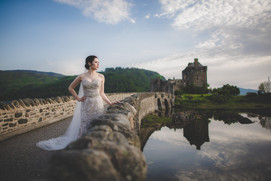 Photograph Castle Bride by Carey Nash on 500px