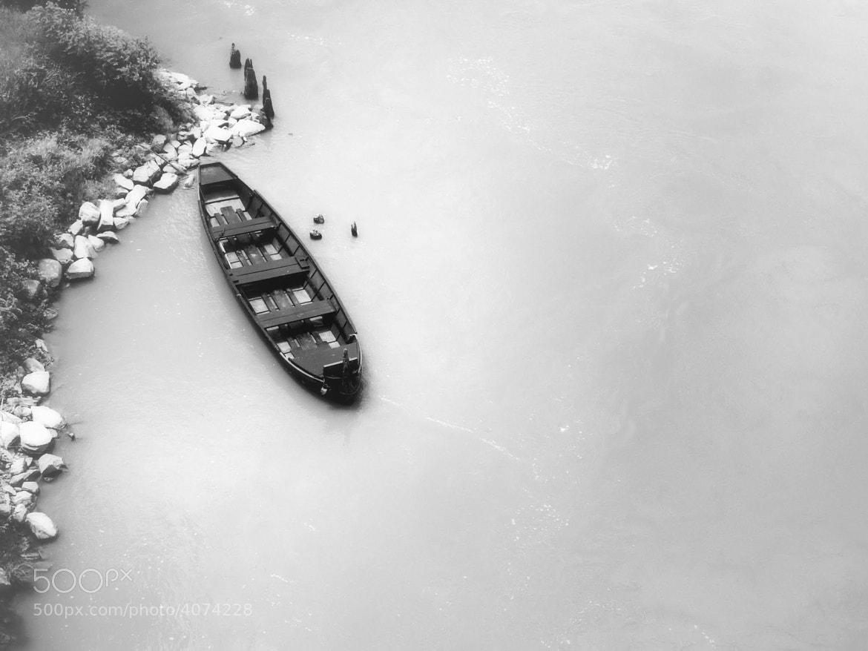 Photograph Boat by Mihailo Radičević on 500px
