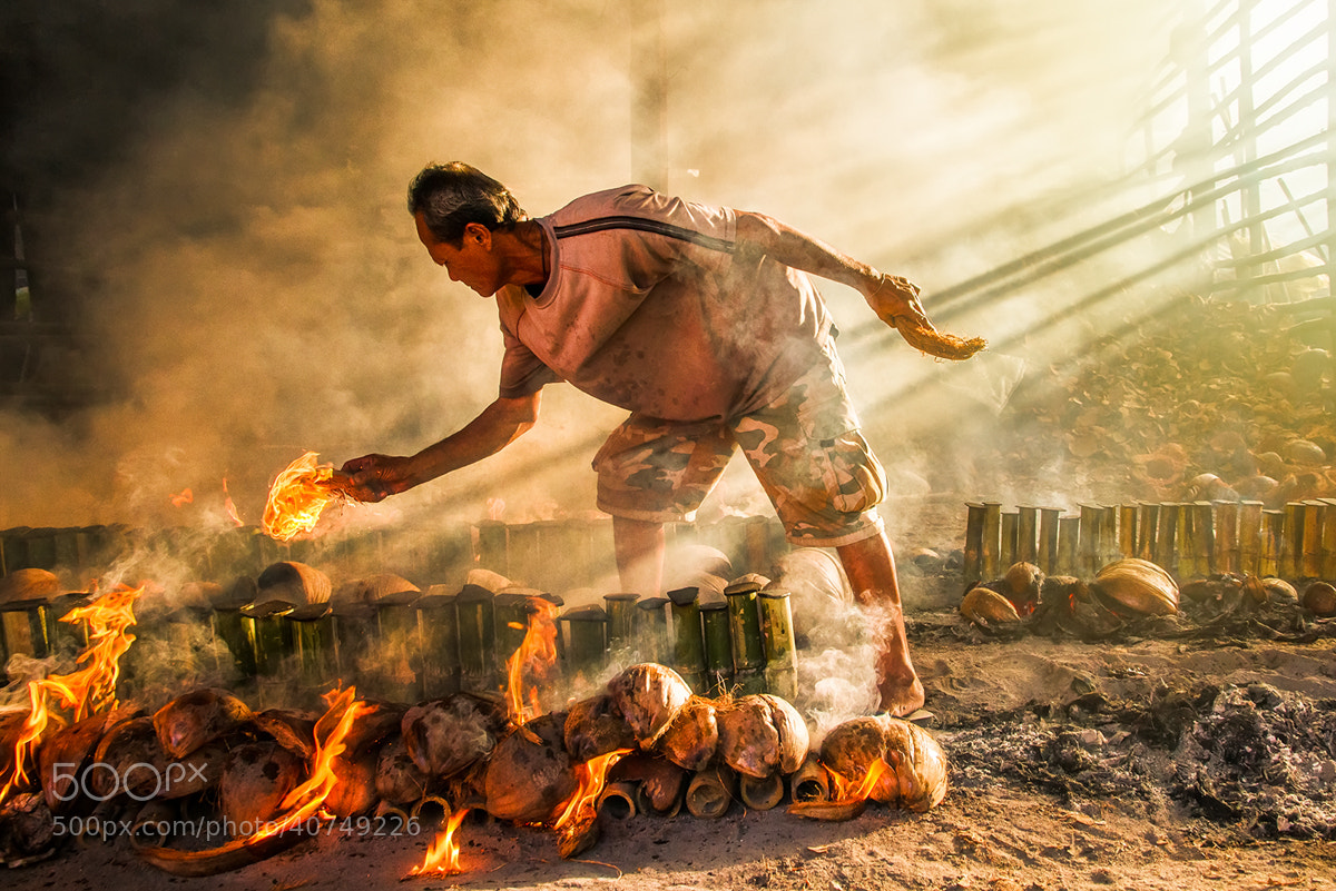 Photograph Firemaker by Bubbers BB on 500px