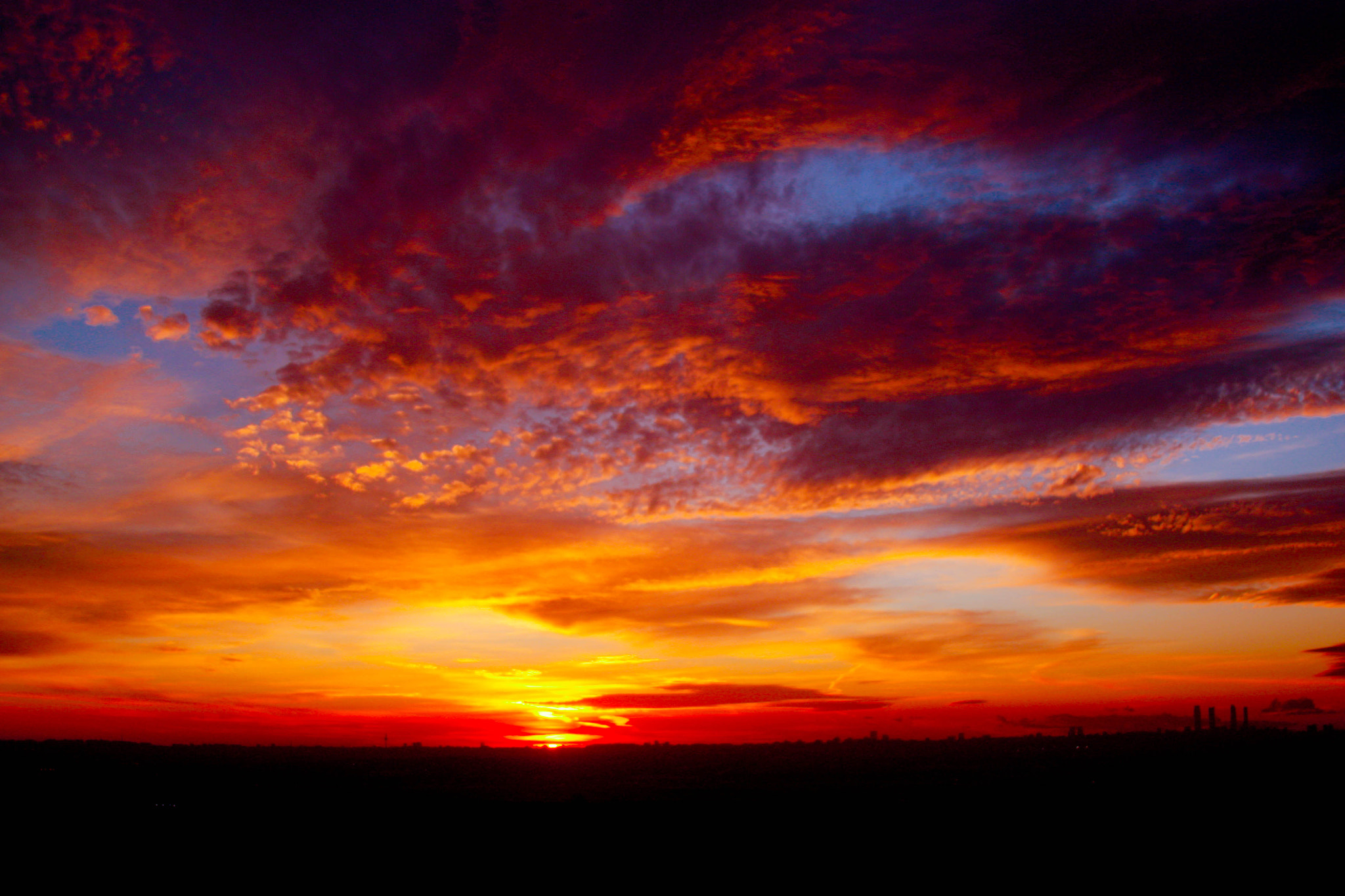 Photograph Usual Sunset by Daniel Rodriguez on 500px