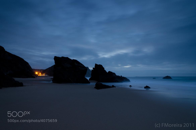 Photograph Praia da Adraga by Fernando Moreira on 500px