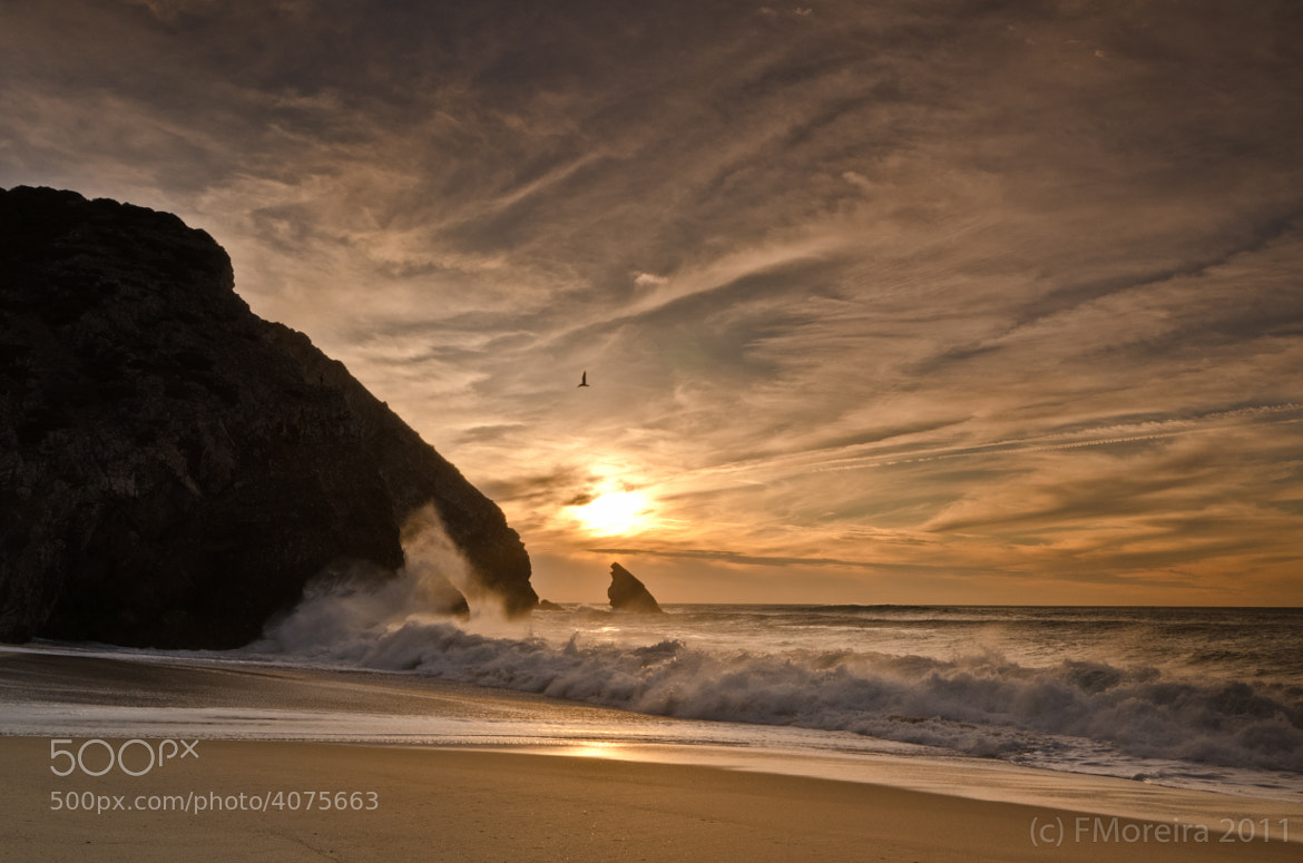 Photograph Praia da Adraga #3 by Fernando Moreira on 500px