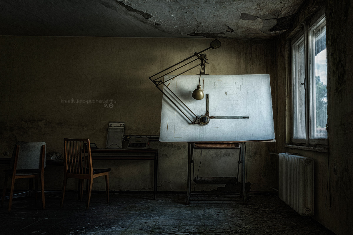 Photograph Lost Place I by Michaela Pucher on 500px