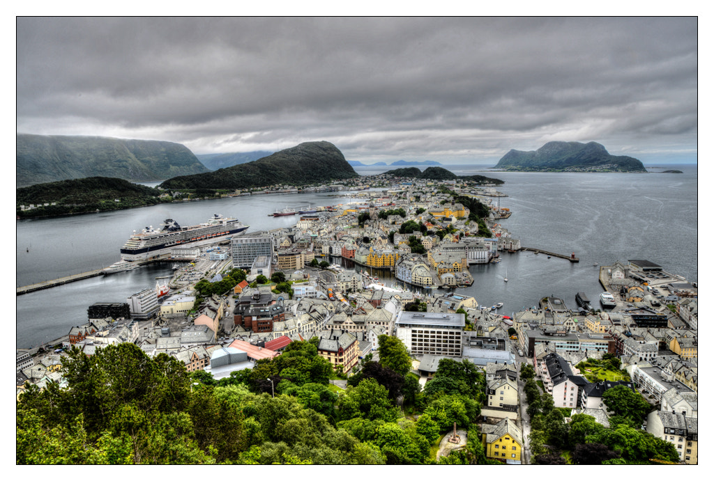 Photograph Ålesund, Norge... by Almqvist Photo on 500px