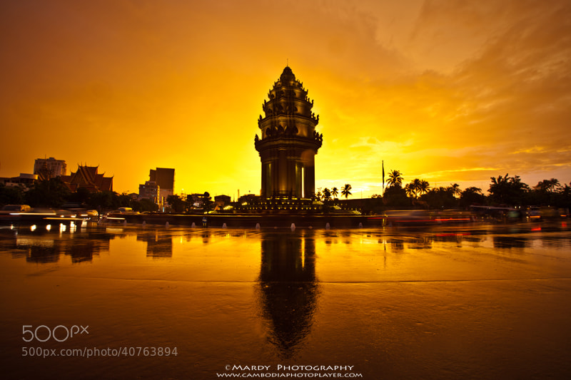 Photograph The power of Independent Monument! by Mardy Photography on 500px