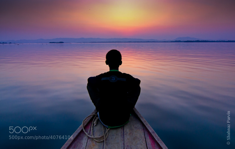Photograph Color of Silence by Shahnaz Parvin on 500px