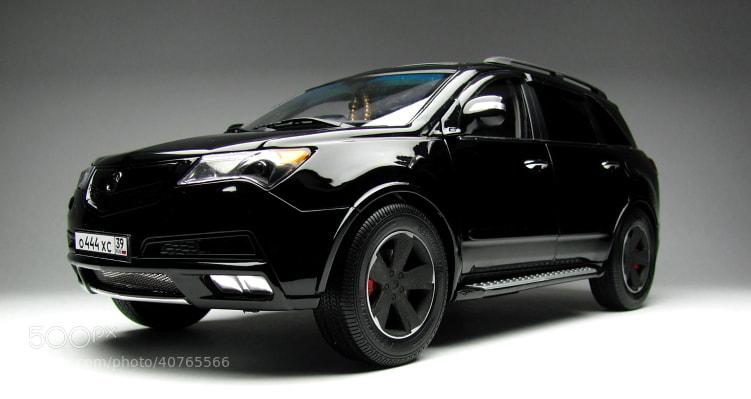 Acura MDX Scale: 1/18