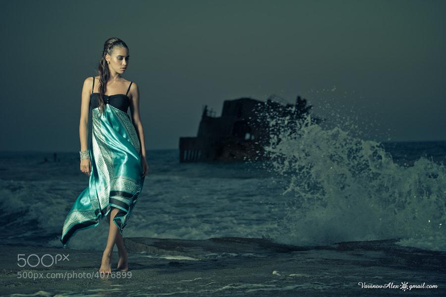 Photograph Kate Moon. Кипр by Alex Vavinov on 500px