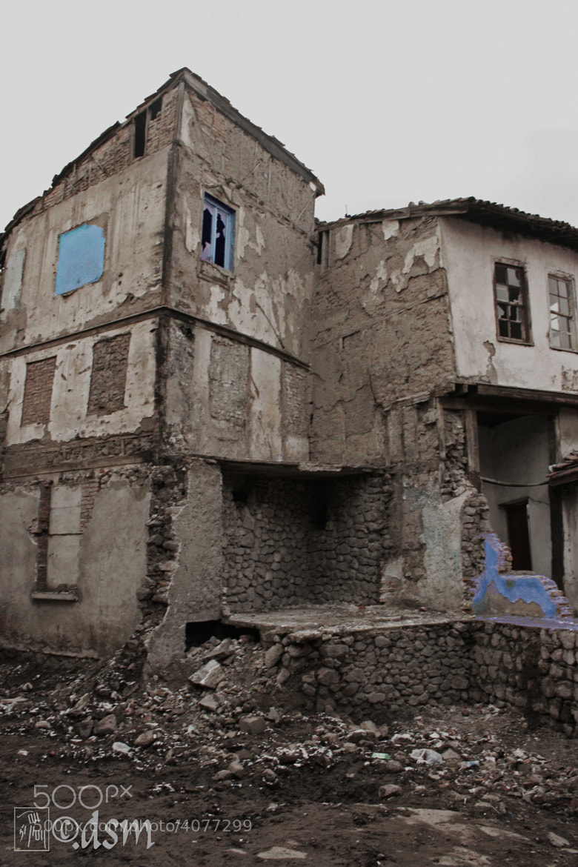 Photograph derelict buildings by Domitilla Modesti on 500px