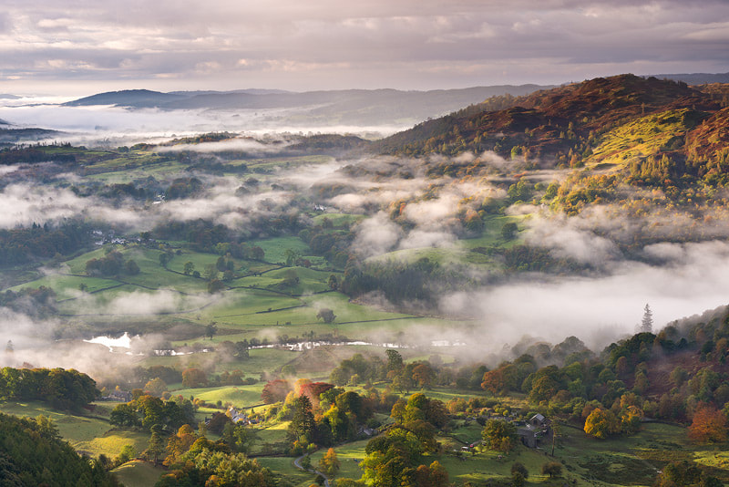 Photograph Lake District morning by Adam Burton on 500px