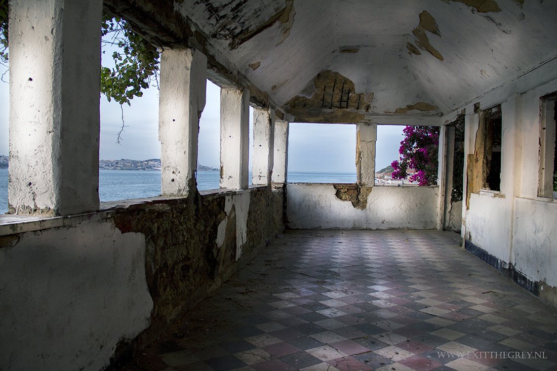 Photograph Urbex Almada, PT 9 juli 2013 by Ria de Boer on 500px