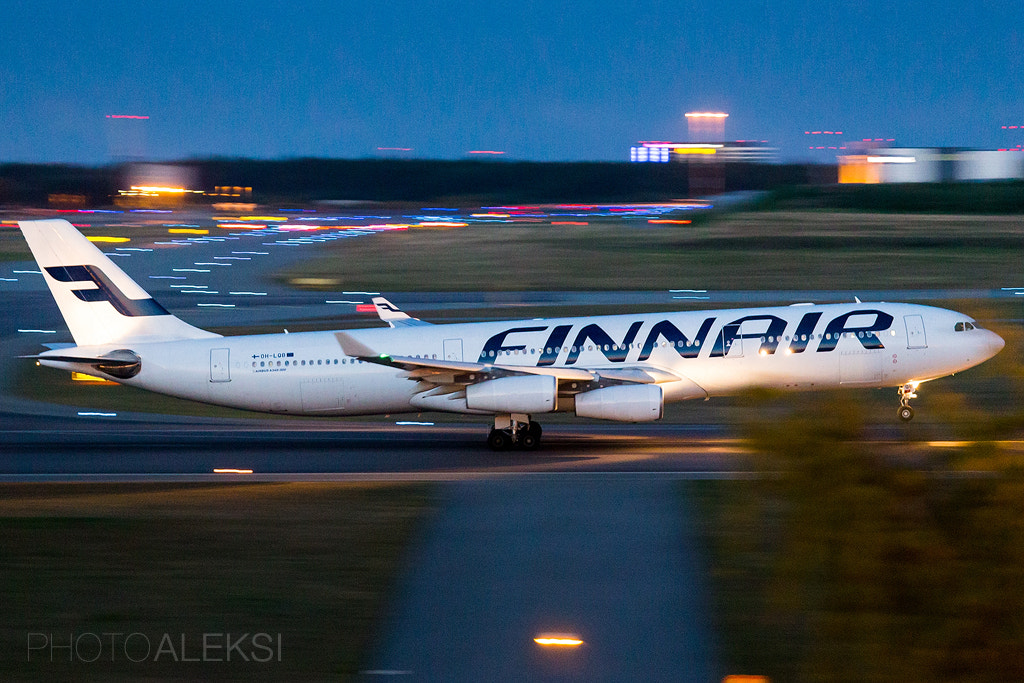 Photograph Finnair Heavy by Aleksi Hämäläinen on 500px