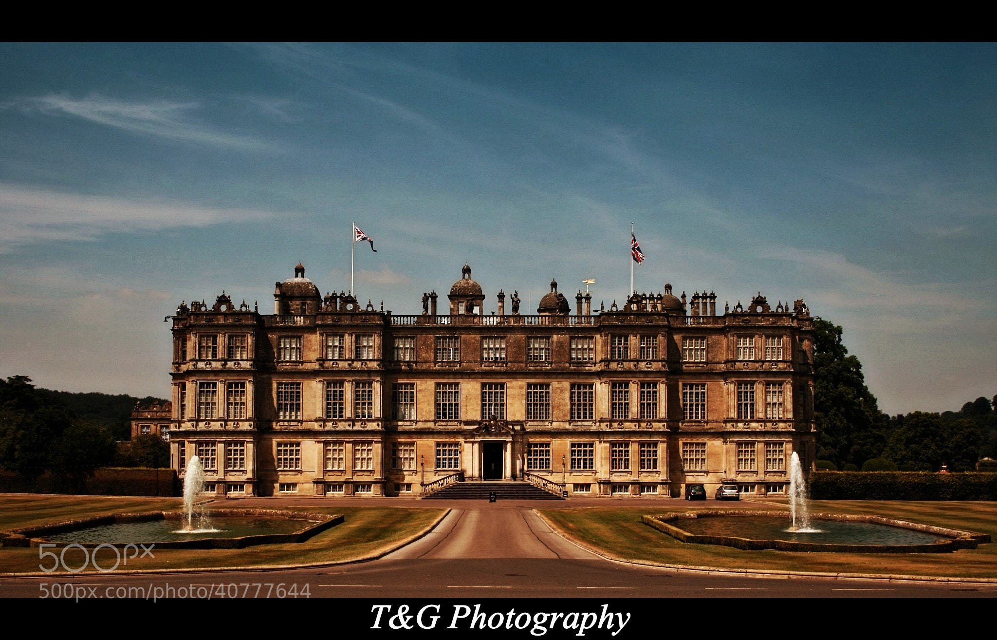 Photograph Longleat House by T&G Photography  on 500px