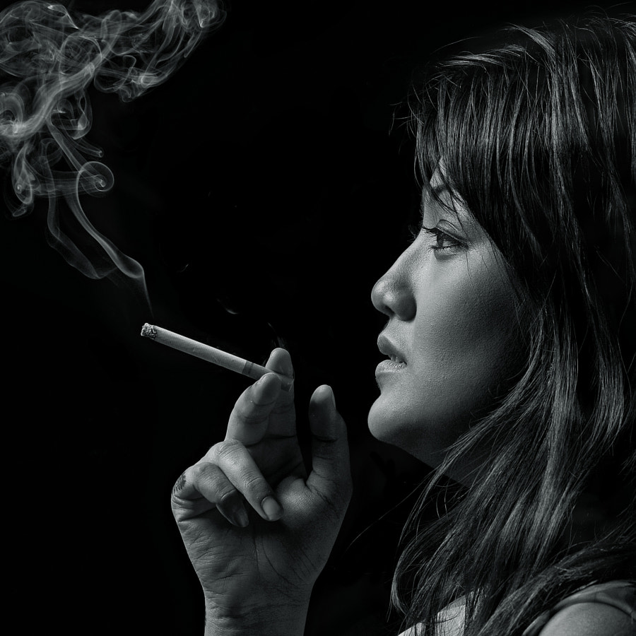 Don't puff your life away.