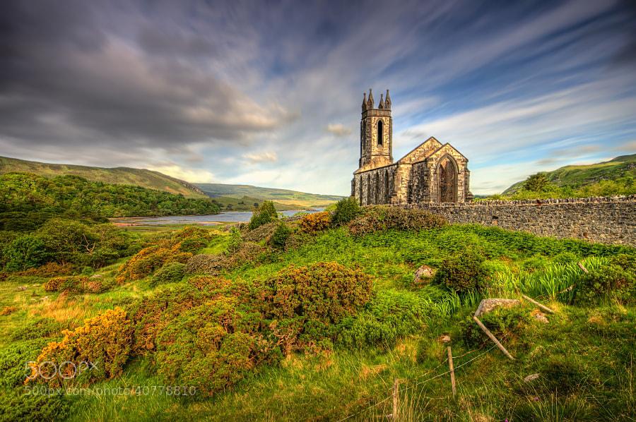 Photograph Dunlewey Church. by Darek Gruszka on 500px