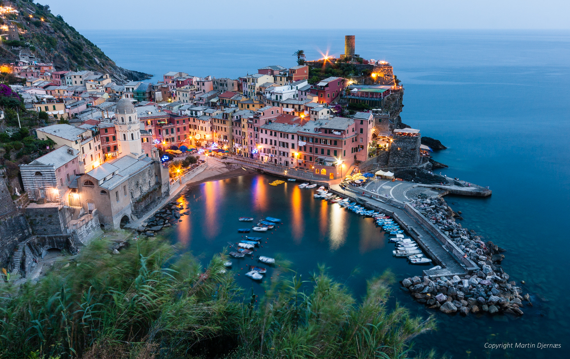 Photograph Vernazza, Italy by Martin Djernaes on 500px