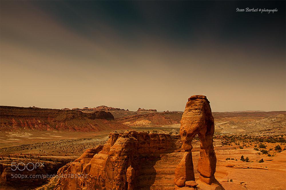 Photograph Desert by Ivan Bertusi on 500px