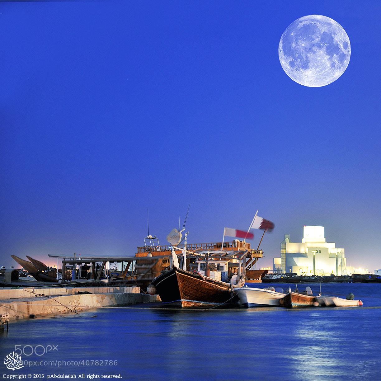 Photograph Qatar by Abduleelah Al-manea on 500px