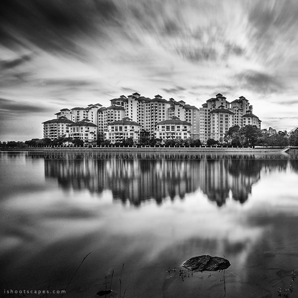 Photograph Monochrome Morning by Ren Hui Yoong on 500px