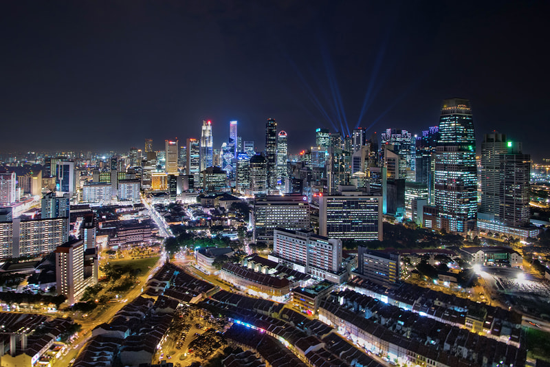 Photograph Gotham by WK Cheoh on 500px