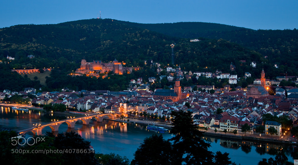 Photograph Heidelberg by Marc G on 500px