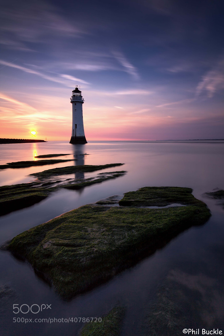 Photograph Perch Rock Lighthouse by Phil Buckle on 500px