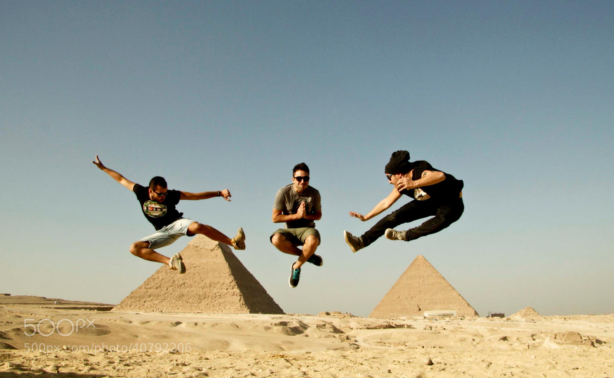 Photograph No gravity in Cairo by Fernando Gonsales on 500px