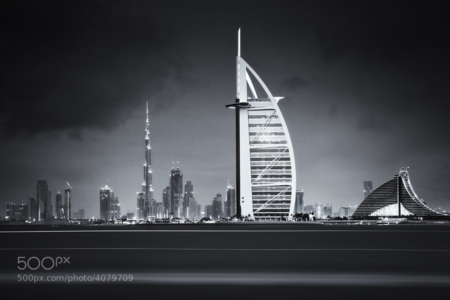 Dubai City.