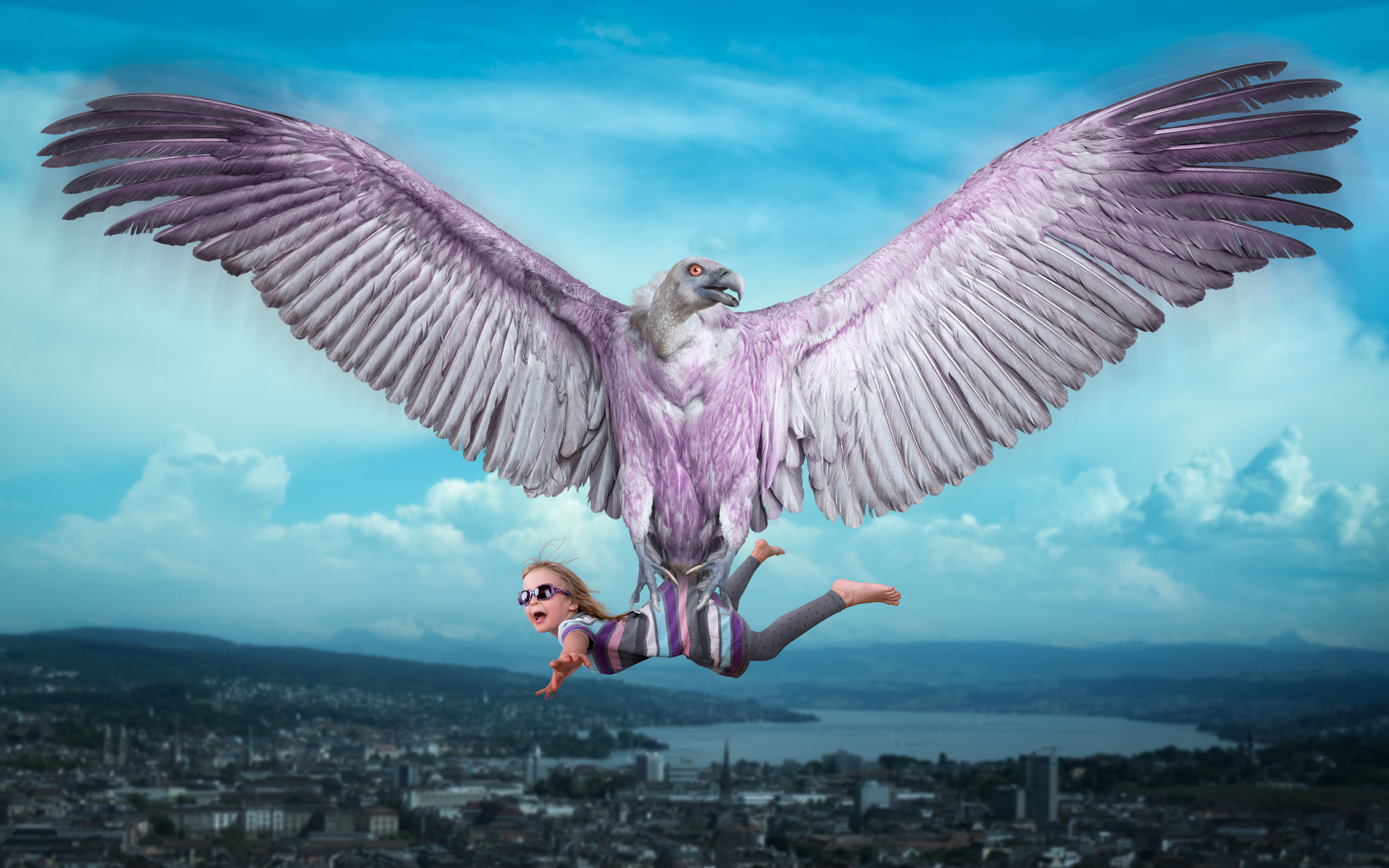 Photograph Her last flight with Vultureair by John Wilhelm is a photoholic on 500px
