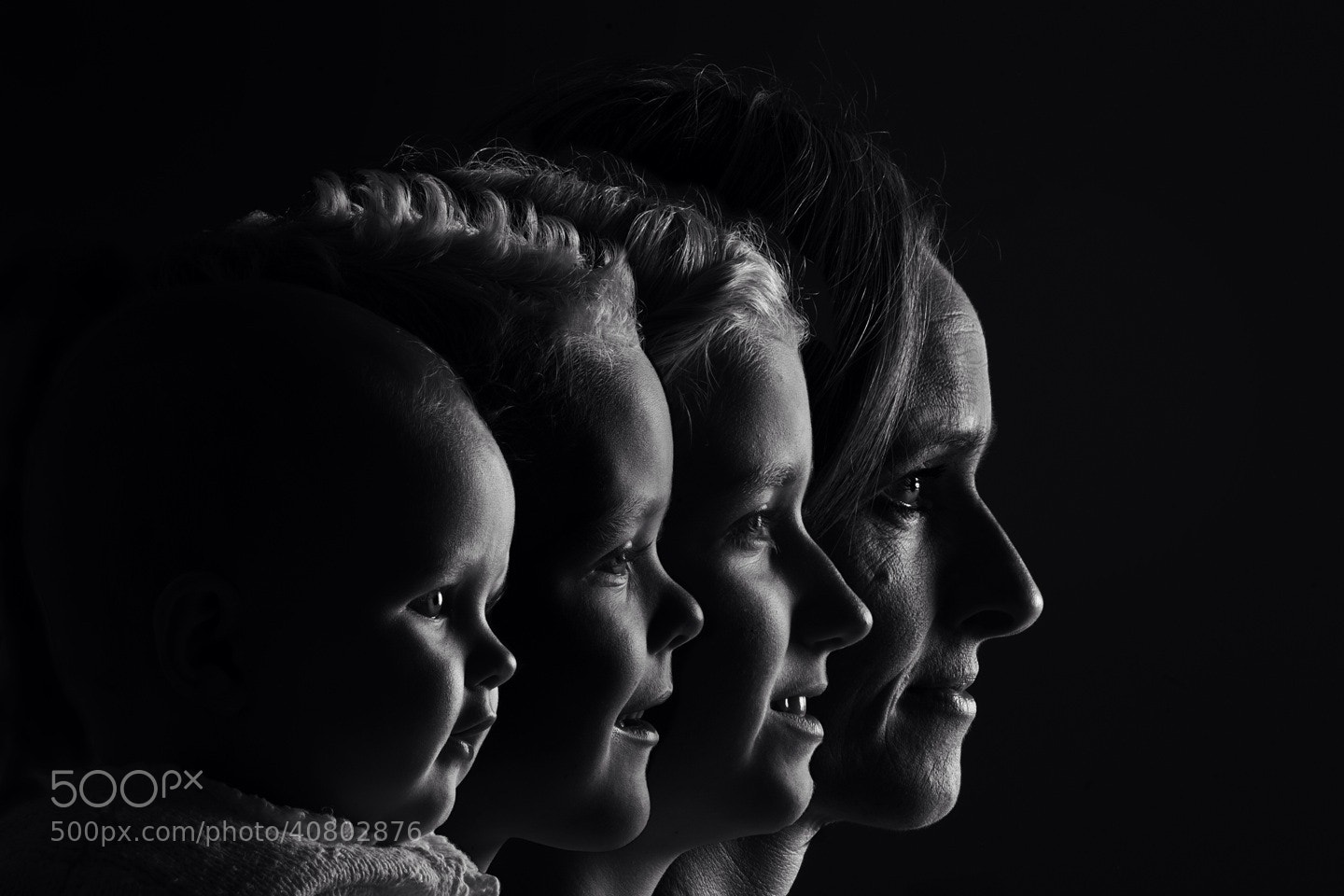 Photograph Family by Kenneth  Mortensen on 500px