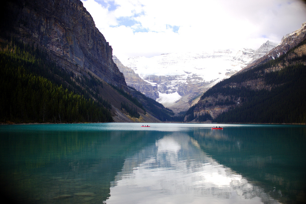 Photograph Lake Louise by Gwiyun Park on 500px
