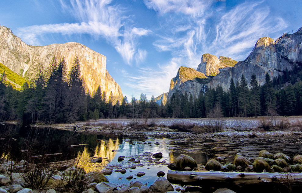Photograph A cold silent in Yosemite by Greg McLemore on 500px