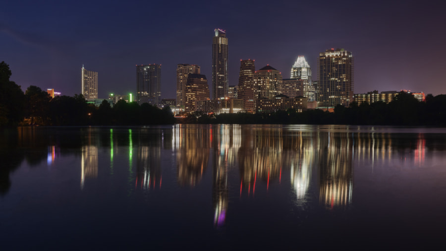 2010 update of the previous 2005 image of the Austin Skyline.  Austin and Texas have undergone phenomenal growth over the last decade.