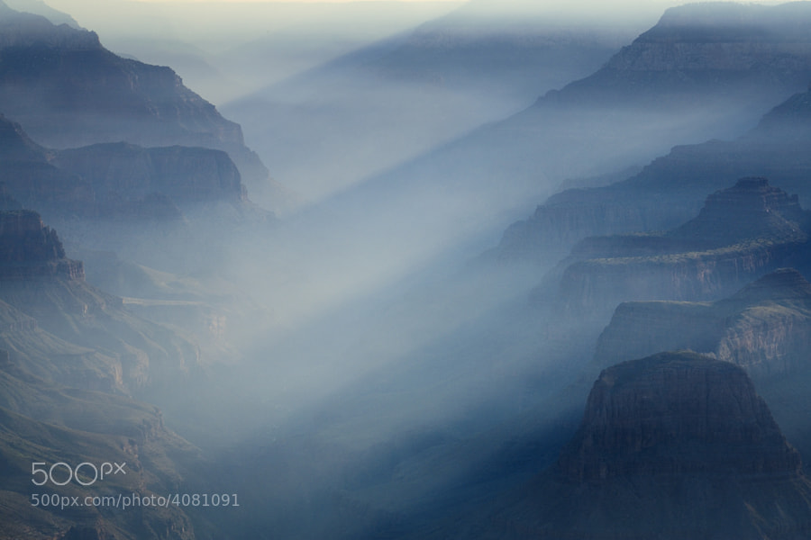 Image taken at the south rim of the Grand Canyon