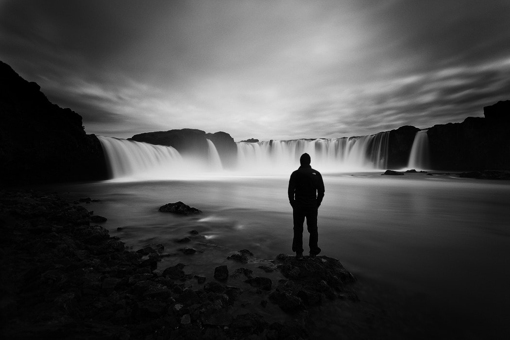 Photograph Goðafoss by Calle Höglund on 500px