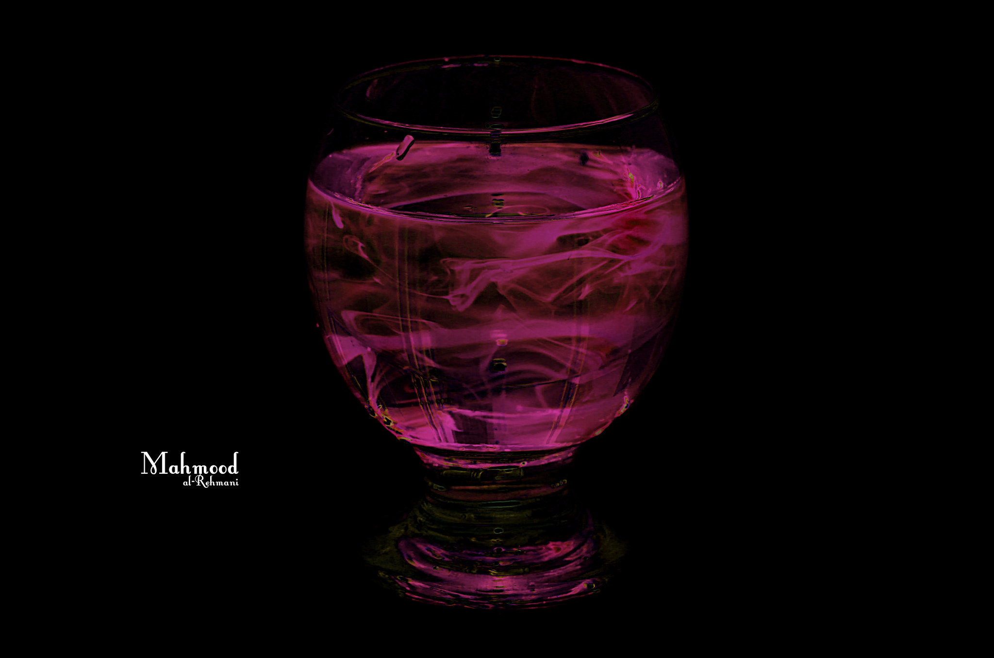 Photograph glowing glass by Mahmood Al-Rehmani on 500px
