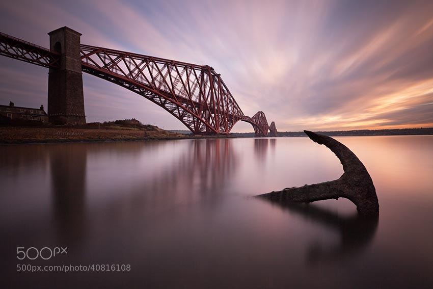 Photograph Forth Rail Bridge by Jeff Morgan on 500px