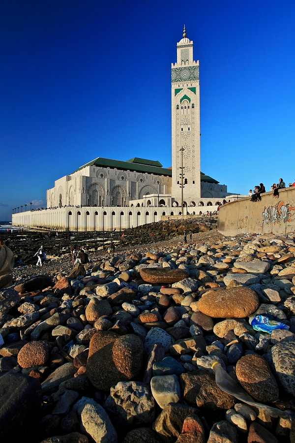 Photograph hassan II mosque by Sambodo - on 500px