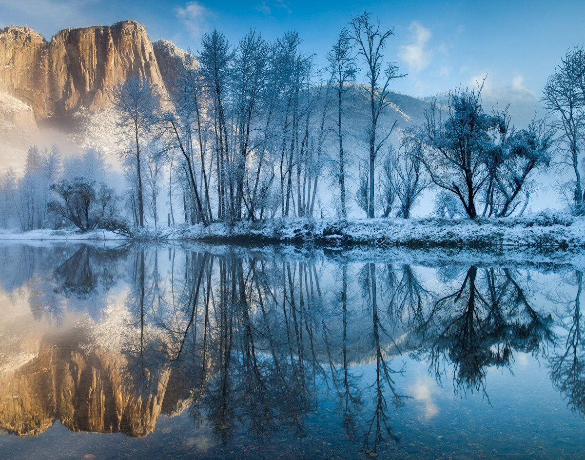 Photograph Winter Reflections  by Cindy Costa on 500px
