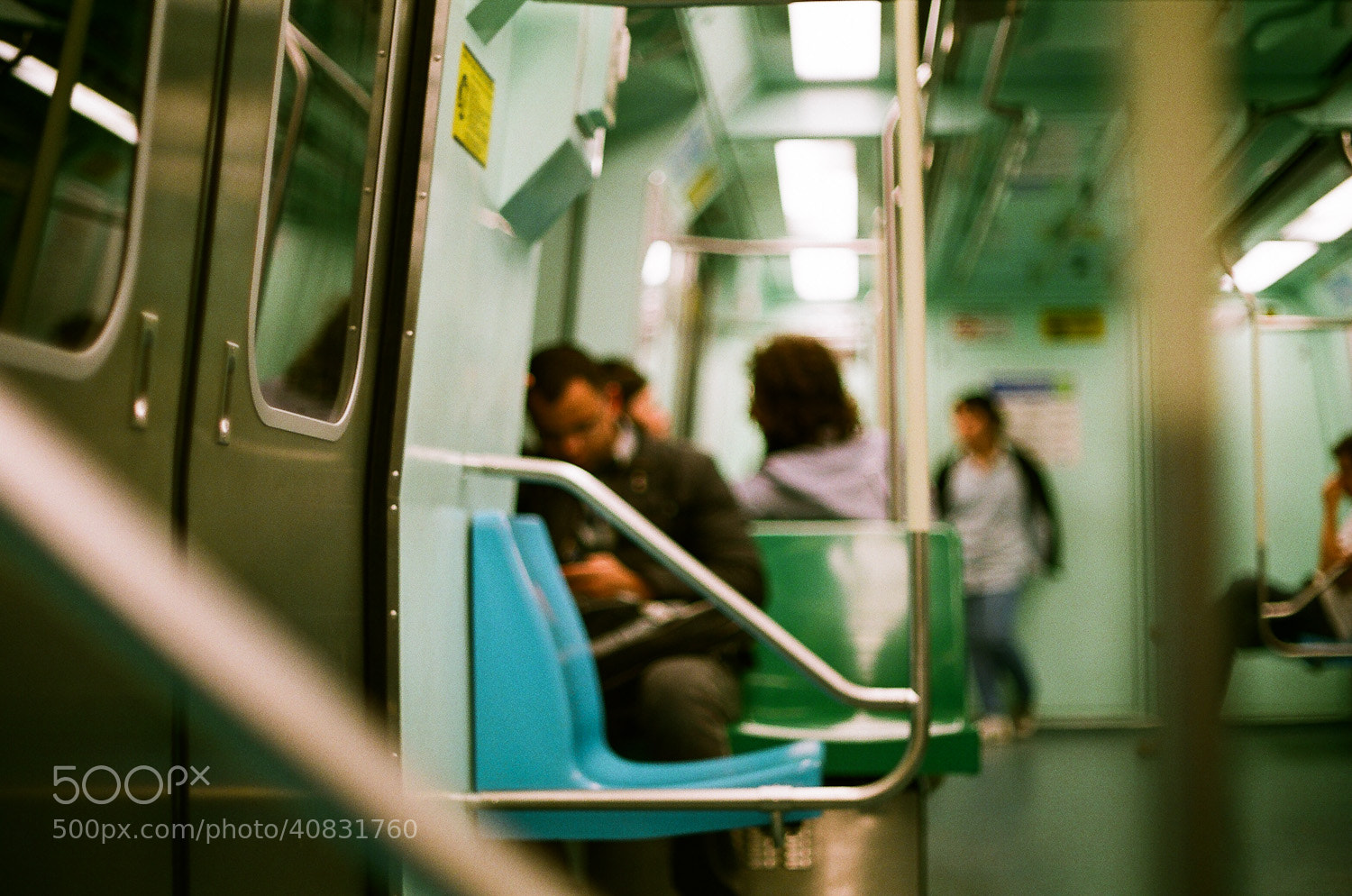 Photograph Subway by Bruno Massao on 500px