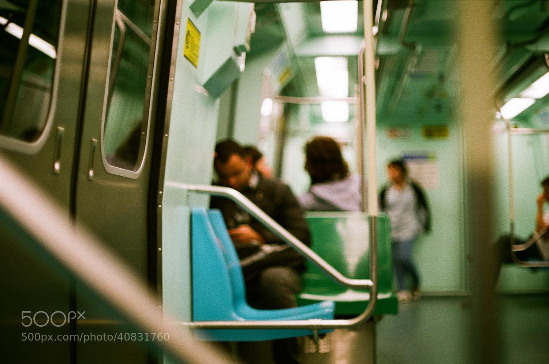 Photograph Subway by Bruno Massao on 500px