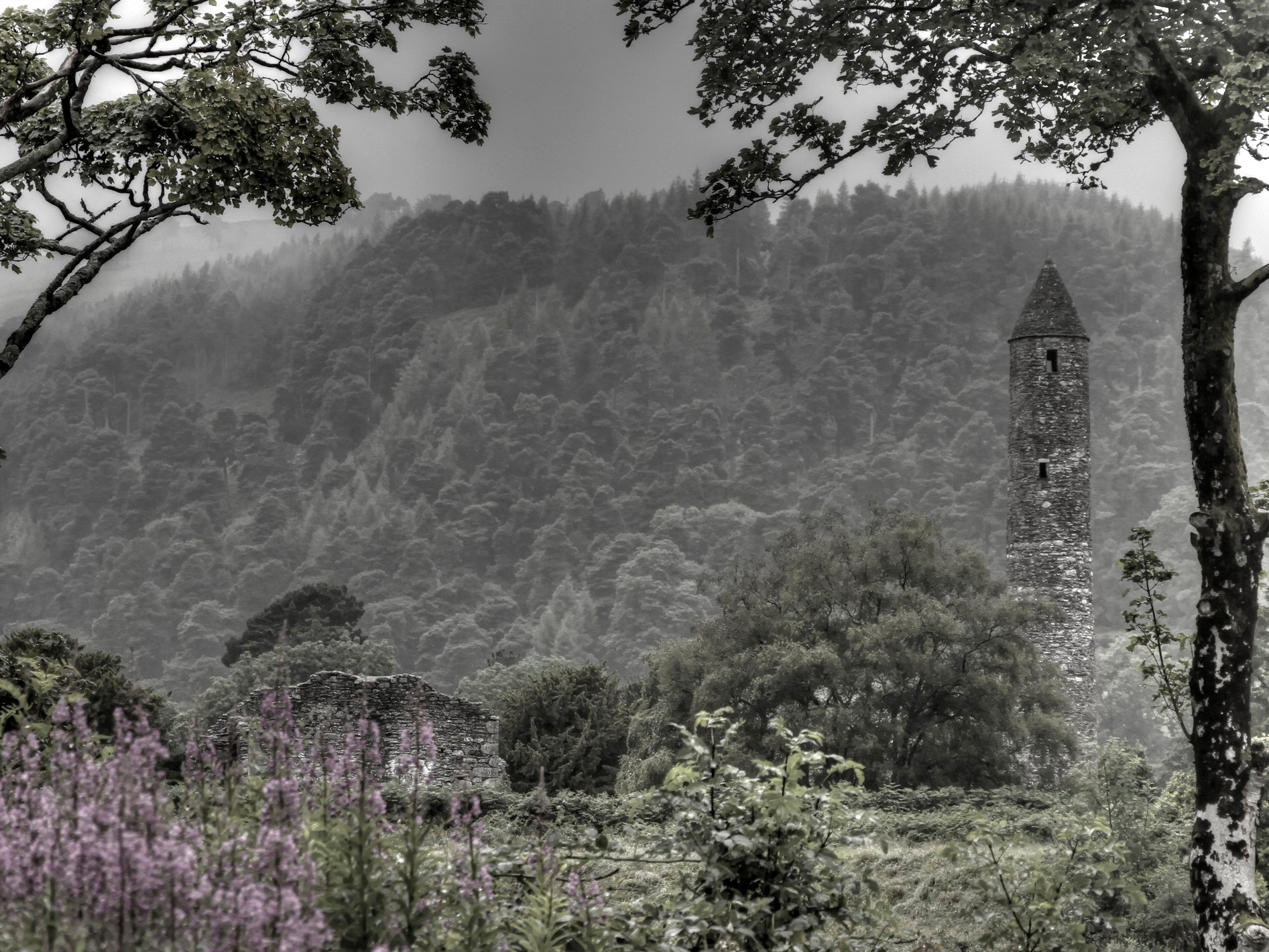 Photograph Glendalough Monastery, Wicklow II by Vicki Hoelsæther on 500px