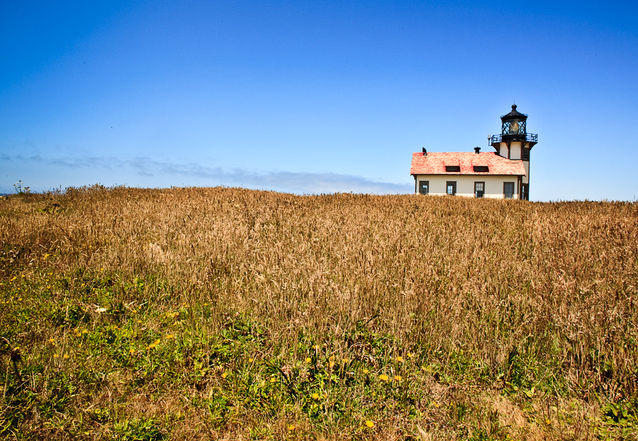 Photograph Point Cabrillo Lighthouse by Jack Booth on 500px
