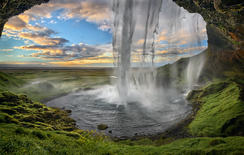 Photograph Seljalandsfoss by Christian Schweiger on 500px
