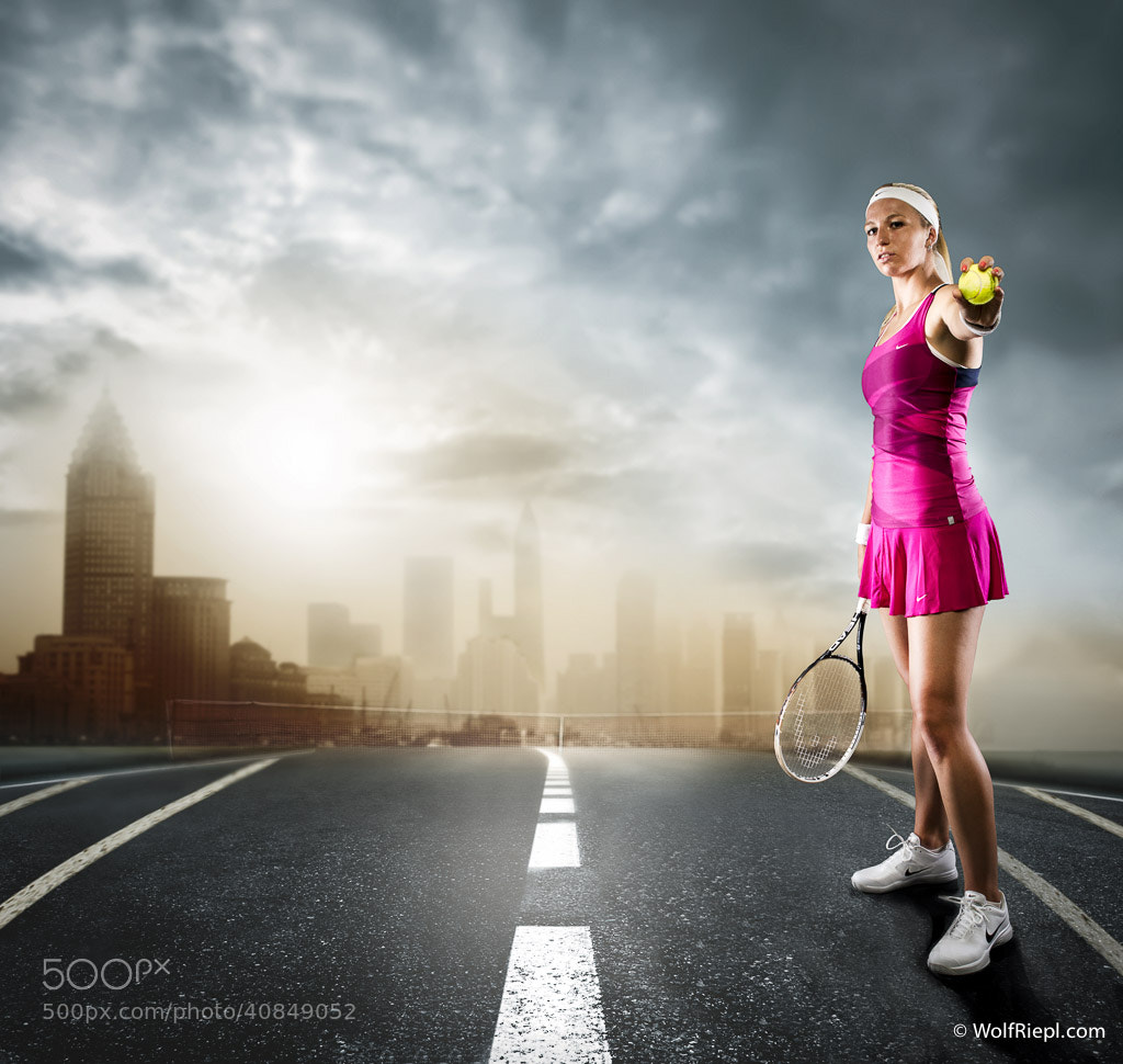 Photograph Urban Tennis part1 by Wolf Riepl on 500px