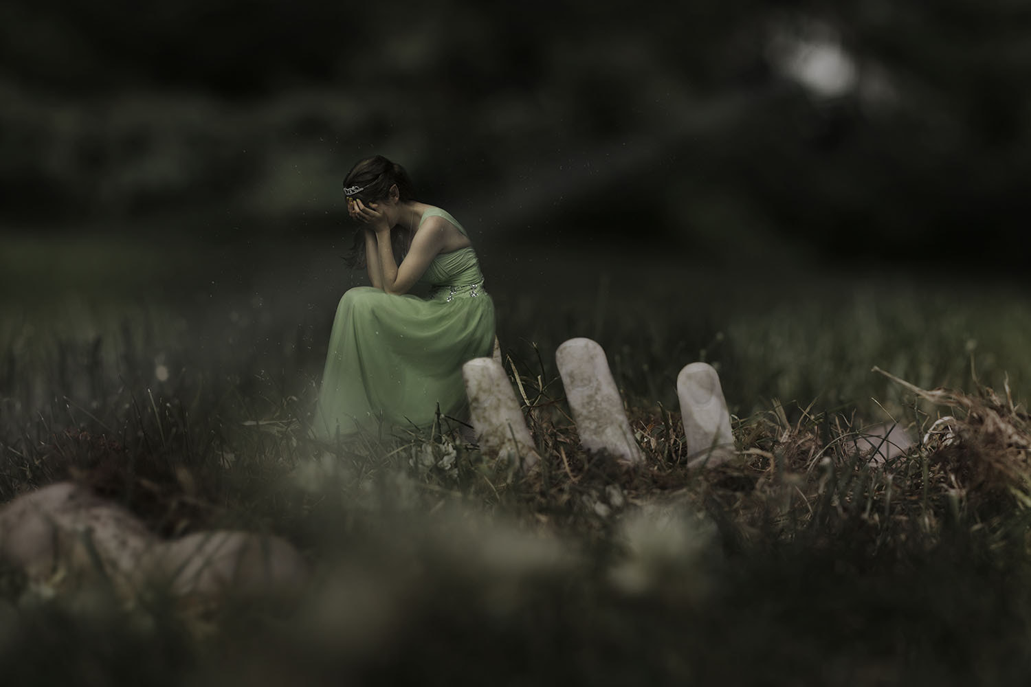 Photograph mourning shall come by Lauren Parker on 500px