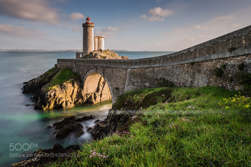 Photograph Lighthouse by Olivier Maurin on 500px