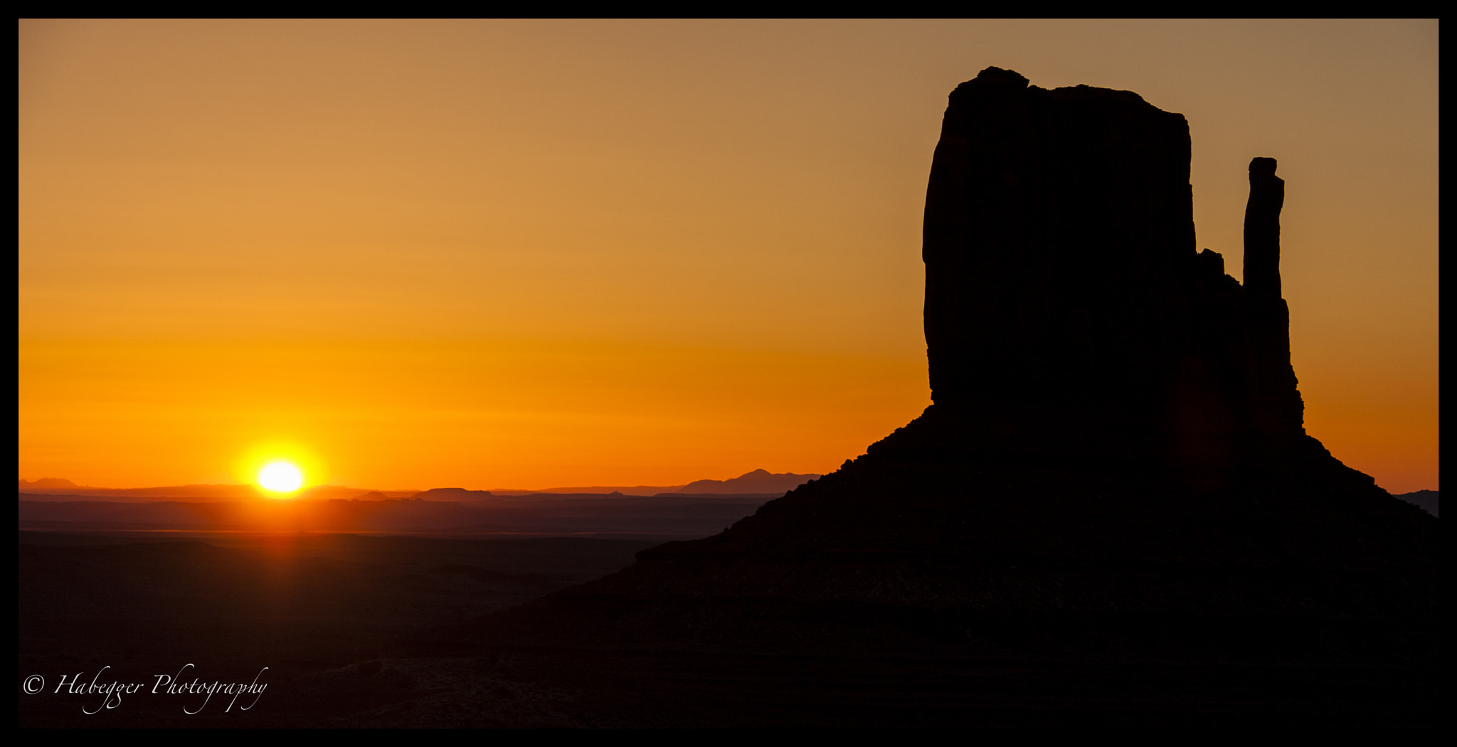 Photograph Monument Sunset by Chris Habegger on 500px