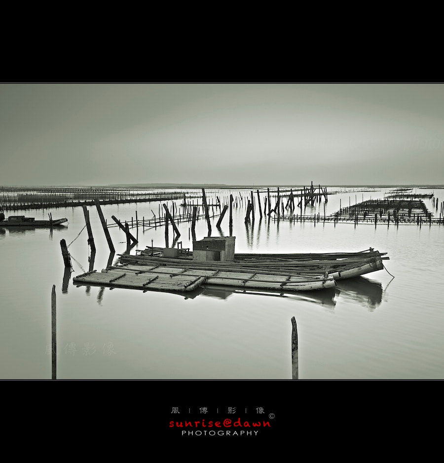 Photograph chigu in b+w by SUNRISE@DAWN photography 風傳影像 on 500px
